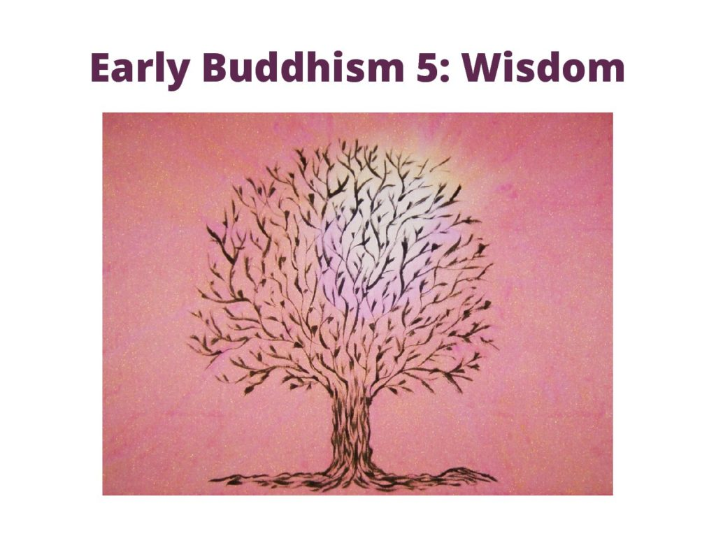EarlyBuddhism5
