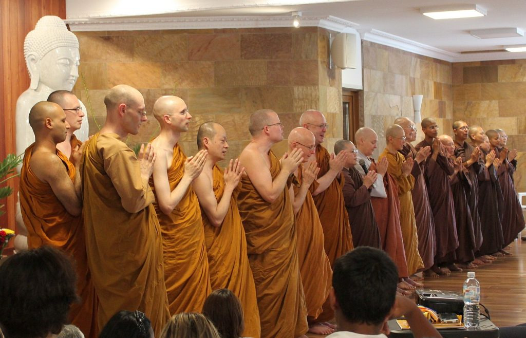 bhikkhuni ordination