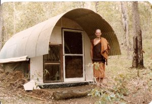 Ajahn Brahm first hut
