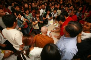 Ajahn Brahm in Indonesia 2010