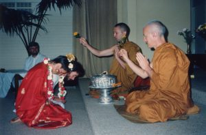Ajahn Brahm marriage blessing