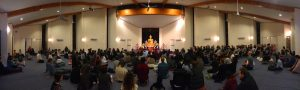 friday dhamma talk at Dhammaloka