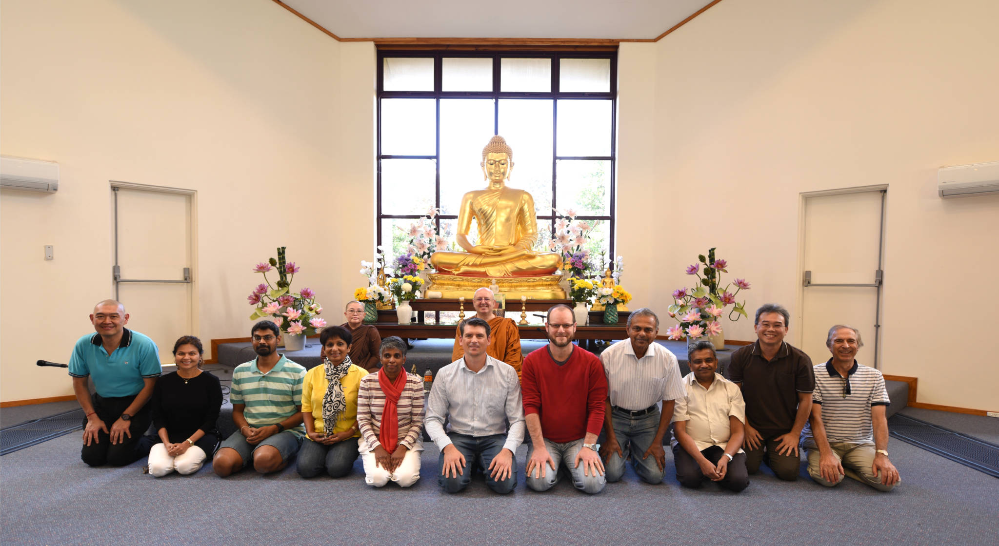 photo of the elected committee for 2017
