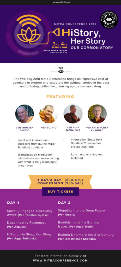 Mitra Conference 2018
