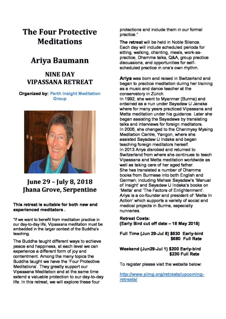 Flyer 2018 Ariya
