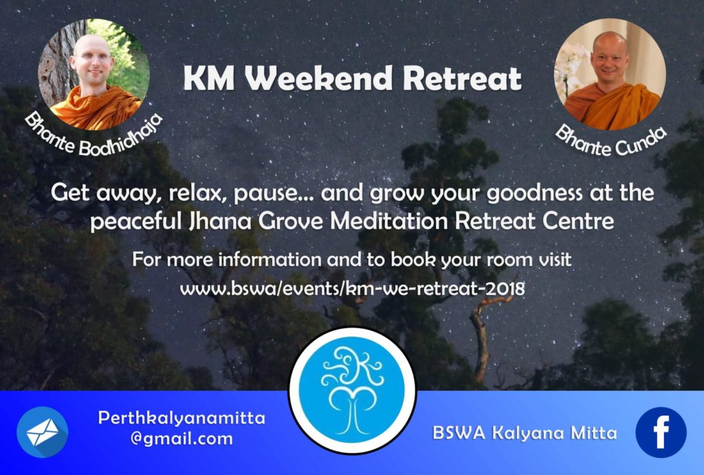 KM WE-Retreat @ JG Nov-Dec 2018 (Poster)-1