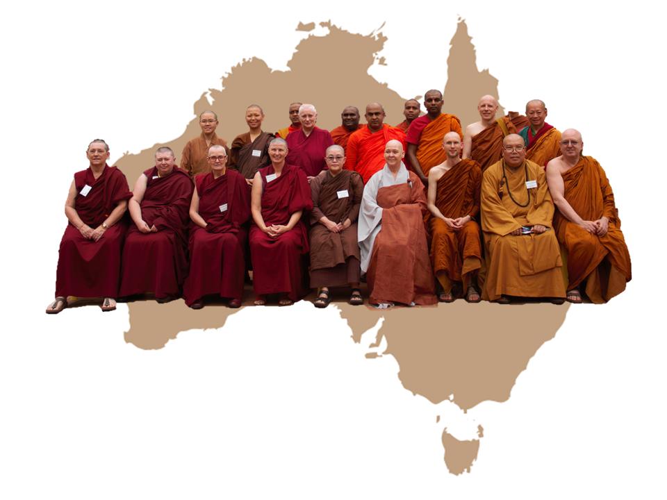 ASA Monastics on Map (Version 2018)