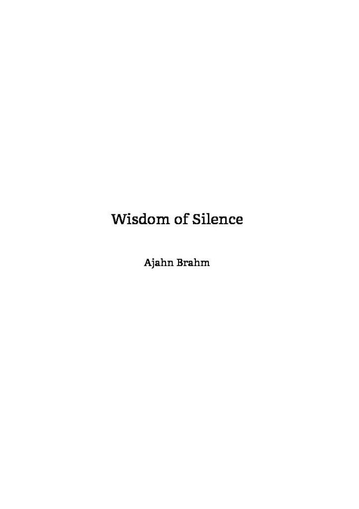 wisdom_of_silence