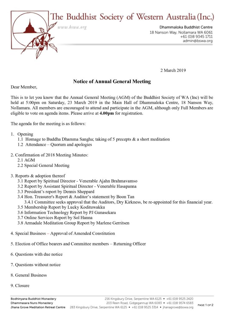Notice of AGM 2019_Final