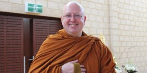 Ajahn Brahm Teaching a Meditation Retreat