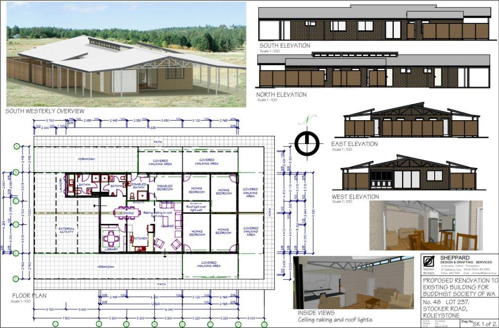 Plans for Stocker Rd #1