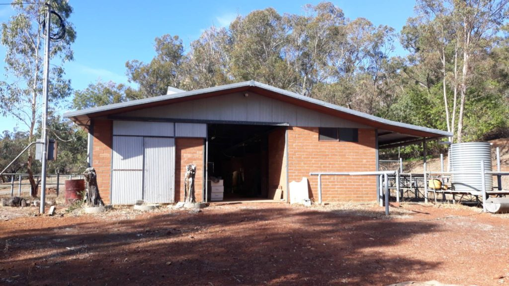The Stables front view