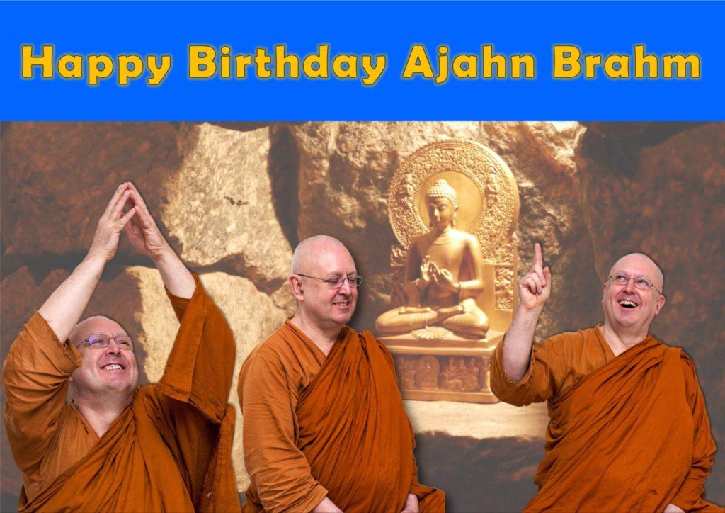Happy Birthday Ajahn Brahm