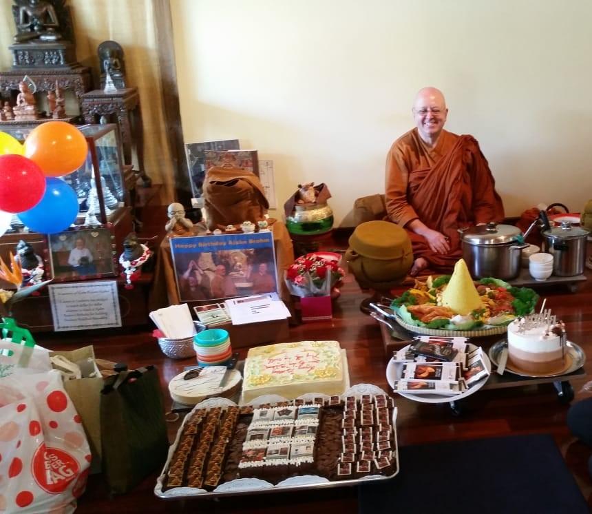Happy Birthday Ajahn Brahm (3)