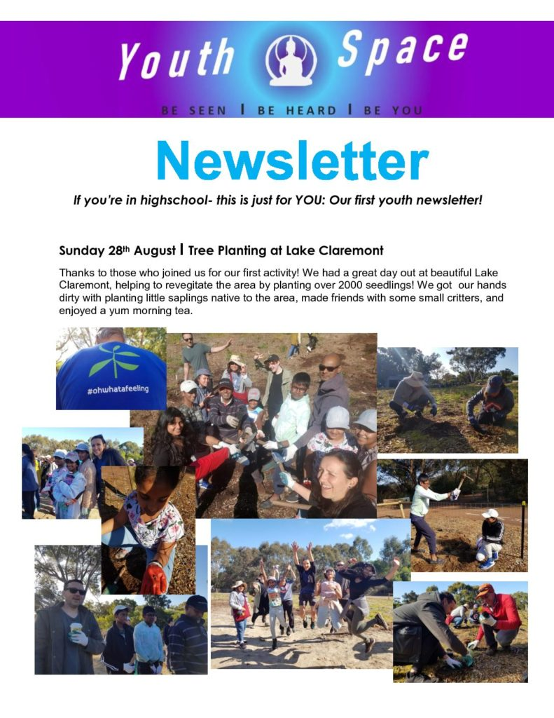 Youth Newsletter
