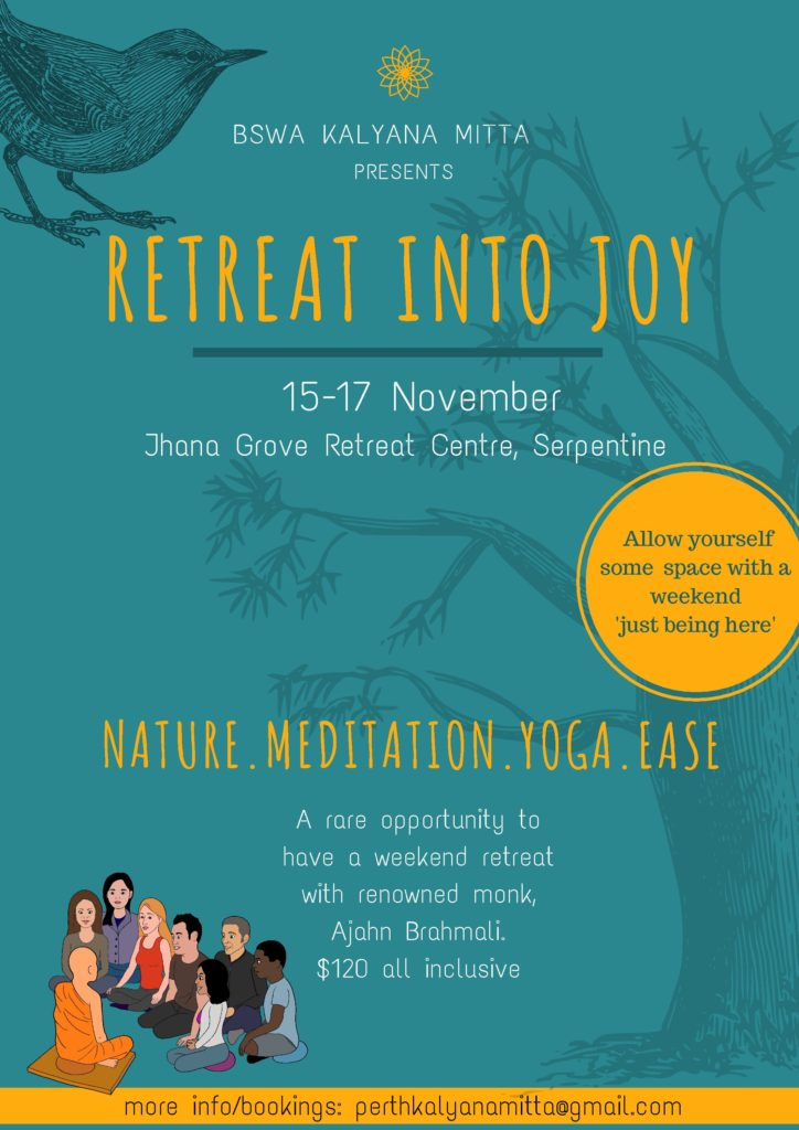 Retreat for beginners