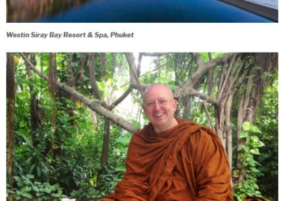 Ajahn Brahm's Executive Retreat 2020 | 10-17 June 2020 in Phuket