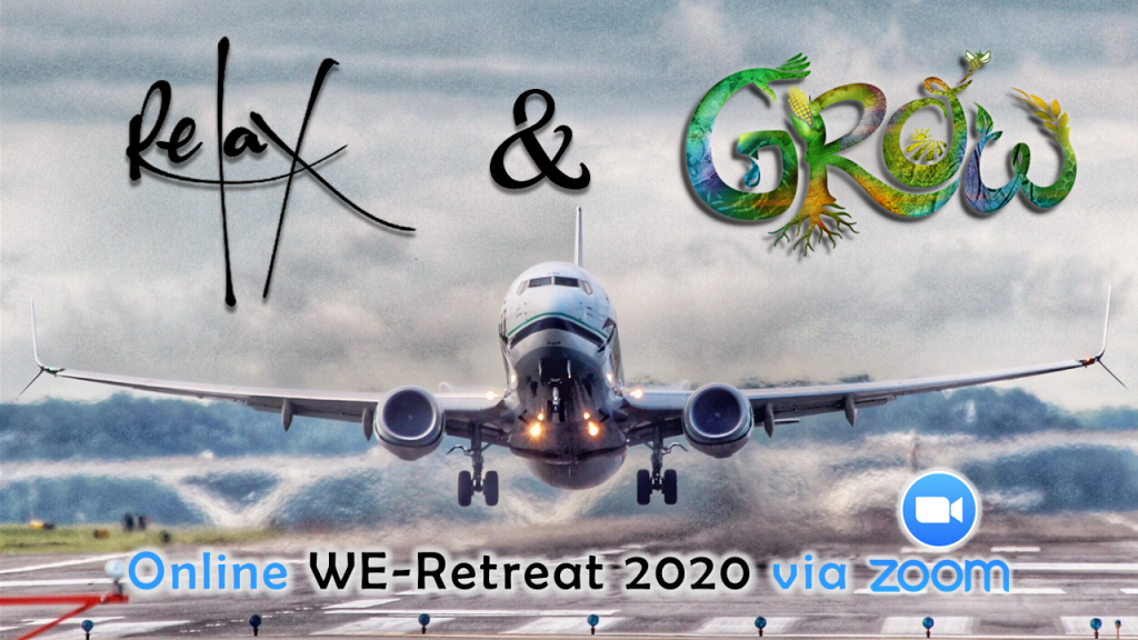 Relax & Grow 2020 Zoom