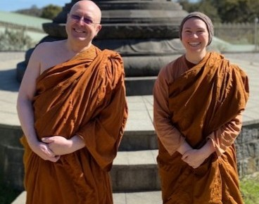 Six-day Online Retreat with Ajahn Brahm & Ven Canda