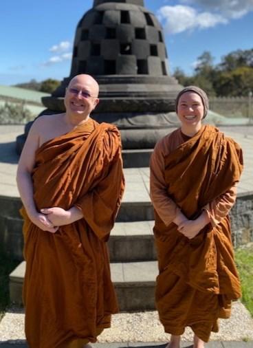 Six-day Online Retreat with Ajahn Brahm & Ven Canda